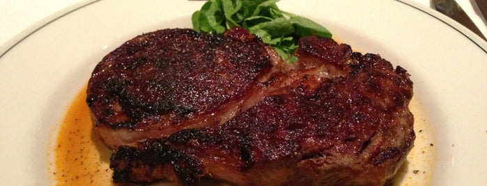 McKendrick's Steak House is one of Atlanta.