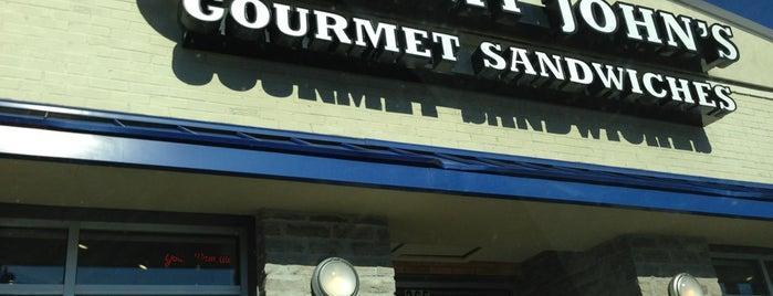 Jimmy John's is one of Top 10 dinner spots in Atlanta, GA.