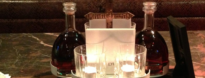 Vanquish Lounge is one of TJ's Nightlife.