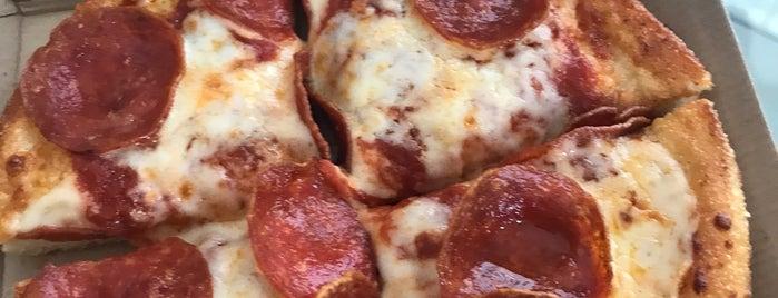 Pizza Hut is one of Vilas : понравившиеся места.