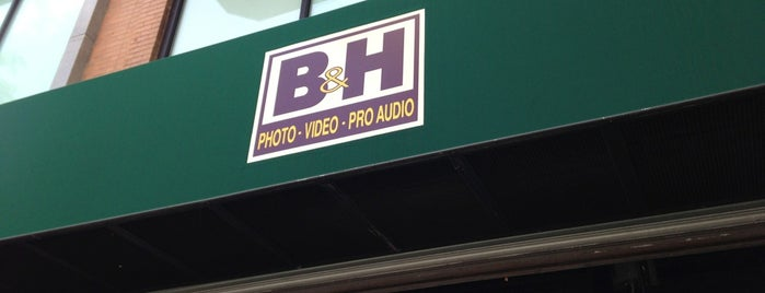 B&H Photo Video is one of New York Places.