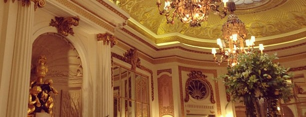 The Ritz Restaurant is one of Afternoon Tea in London.