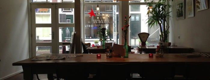 Mien Koffie & Brood is one of The Hague.