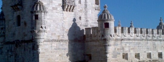 Torre de Belém is one of World Heritage Sites List.
