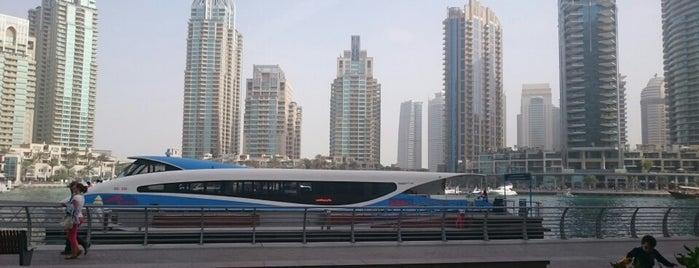 Dubai Marina Walk is one of Lugares favoritos de Balobaeva.