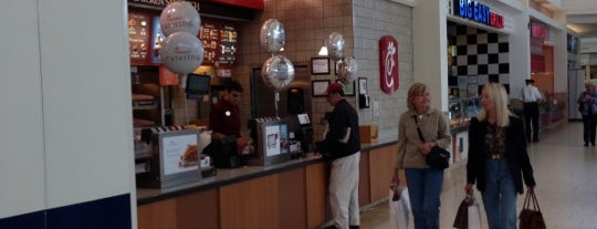 Chick-fil-A is one of Orte, die Marcus gefallen.