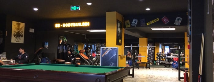BOB Gym is one of Çankaya'da Spor Salonları / Gyms in Çankaya.