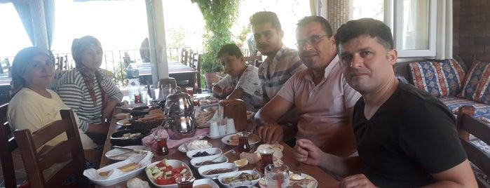 Islamlar Koyu Pinarbasi Restaurant is one of Nisan Su 님이 저장한 장소.