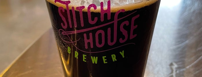 Stitch House Brewery is one of Do: Wilmington ☑️.