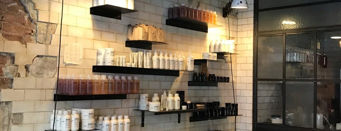 Le Labo is one of NYC Best Shops.