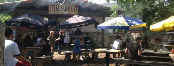 Güero's Taco Bar is one of Burket's Texas Visit.