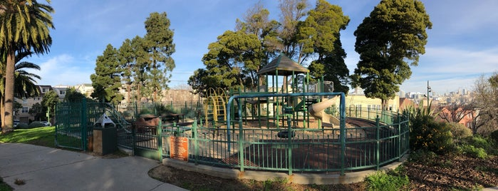 Daniel E. Koshland Community Park is one of Kids SF.