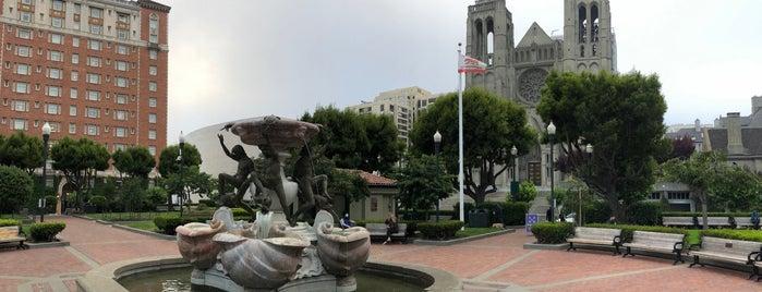 Collis P. Huntington Park is one of Do: San Francisco ☑️.