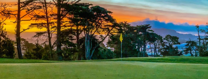 Lincoln Park Golf Course is one of SF places I'm coming back to.