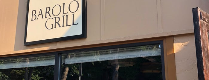 Barolo Grill is one of Westword essential denver.