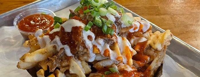 KoJa Kitchen is one of Califórnia.