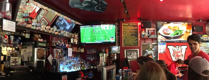 Ace's Bar is one of San Francisco's 15 Best Sports Bars.