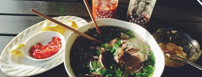 Phở Quỳnh Anh is one of Honza : понравившиеся места.