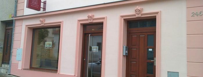Vinotéka Galerie is one of Honza : понравившиеся места.