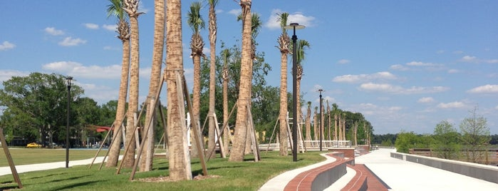Kissimmee Lakefront Park is one of Kissimmee & Melbourne, FL.