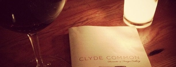 Clyde Common is one of PDX.