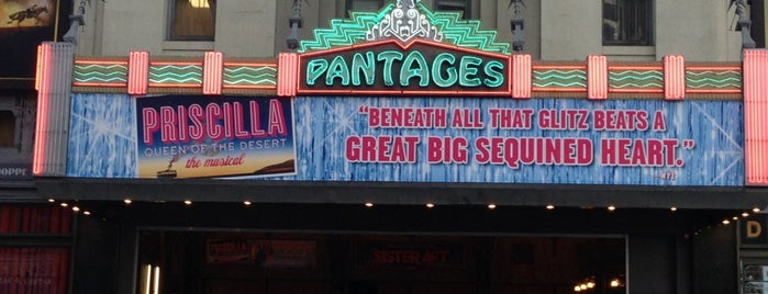 Pantages Theatre is one of Guide to Los Angeles's best spots(#279).
