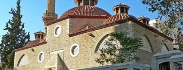 Balbey Camii is one of Antalya.