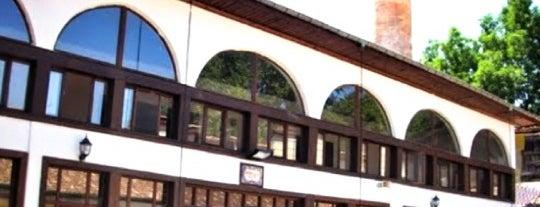 Takvacılar Camii is one of Kütahya | Spiritüel Merkezler.