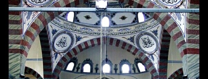 Ulu Cami is one of Kütahya.