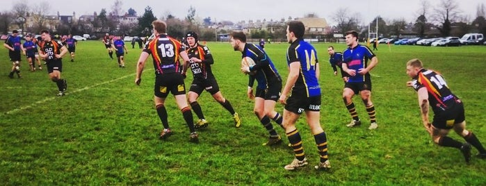 Cambridge City Rugby Club is one of Posti che sono piaciuti a Carl.