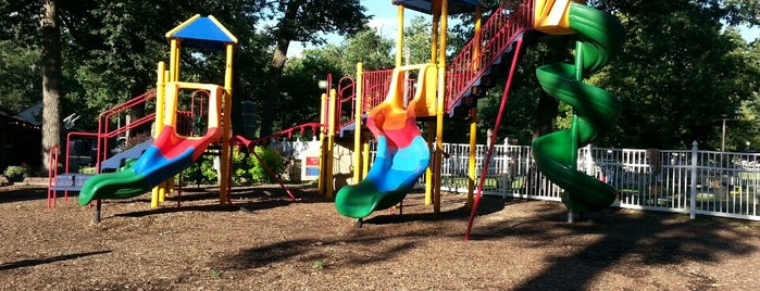 Jellystone Playground is one of Campgrounds.