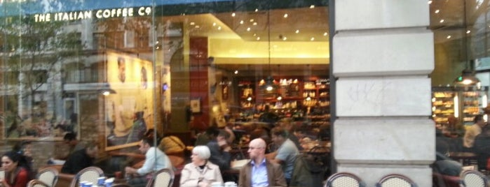 Caffè Nero is one of Orte, die Luigi gefallen.