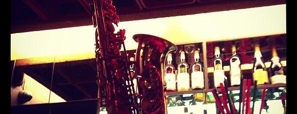 Reduta Jazz Club is one of Jazz clubs.