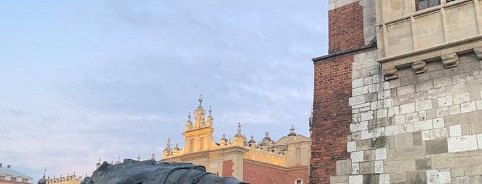 Stare Miasto is one of Lieux qui ont plu à Annette.