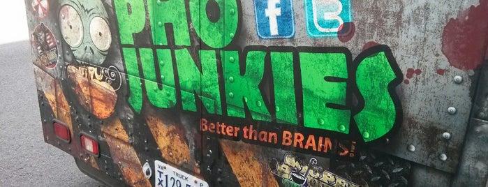 Pho Junkies is one of Washington DC Food Trucks.