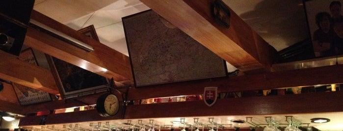 Česko-Slovenský Bar | Het Wapen van Londen is one of สถานที่ที่ Reka ถูกใจ.