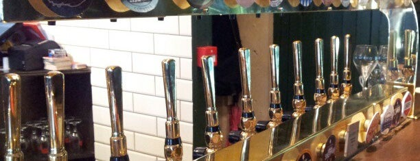Top Craft Beers Bars: London, UK Edition
