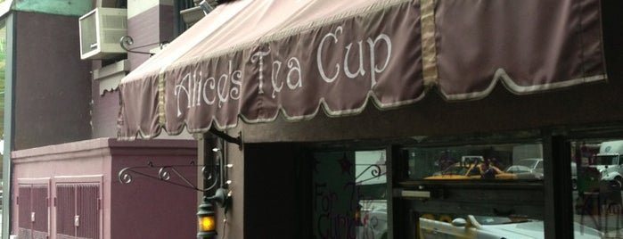 Alice's Tea Cup is one of My New York List.