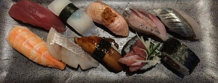Sushi Morikawa is one of Lieux sauvegardés par Semrouni.