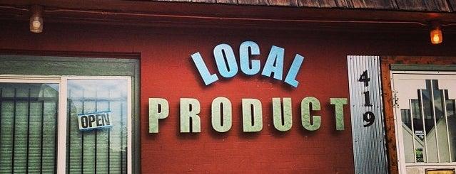 Local Product of Colorado is one of Maranda: сохраненные места.