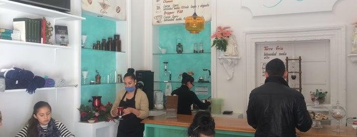 Botica del Café is one of Locais curtidos por Mil e Uma Viagens.