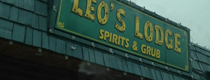 Leo's Lodge is one of Meags's Saved Places.