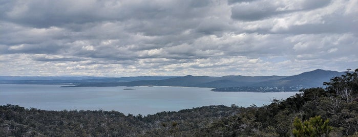 Coles Bay Lookout is one of Febrina's Liked Places.