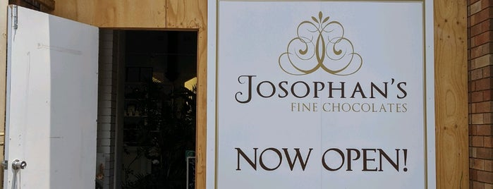 Josophan's Chocolate Shop is one of Sydney.