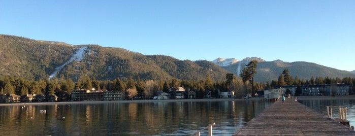 South Lake Tahoe Marina is one of USA - California - Bay Area.