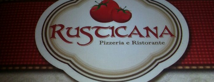 Rusticana Pizzeria e Ristorante is one of Antojos.