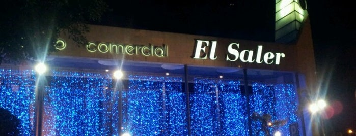 C.C. El Saler is one of Tiendas.
