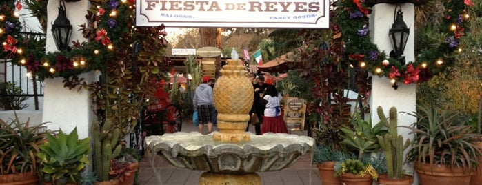 Fiesta de Reyes is one of San Diego.