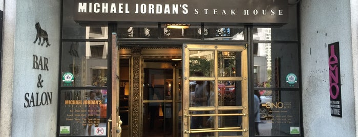 Michael Jordan's Steak House Chicago is one of Chicago Service Industry Discounts.