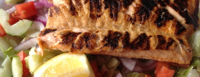 Fish Grill Brentwood is one of Posti salvati di Graceface.